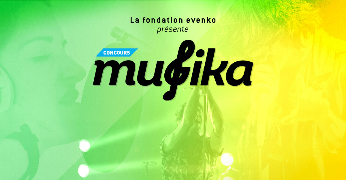 The evenko foundation launches the Musika contest